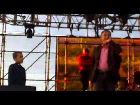 Jose Vega en las Ferias del Estado Vargas 2010 el Cardenalito