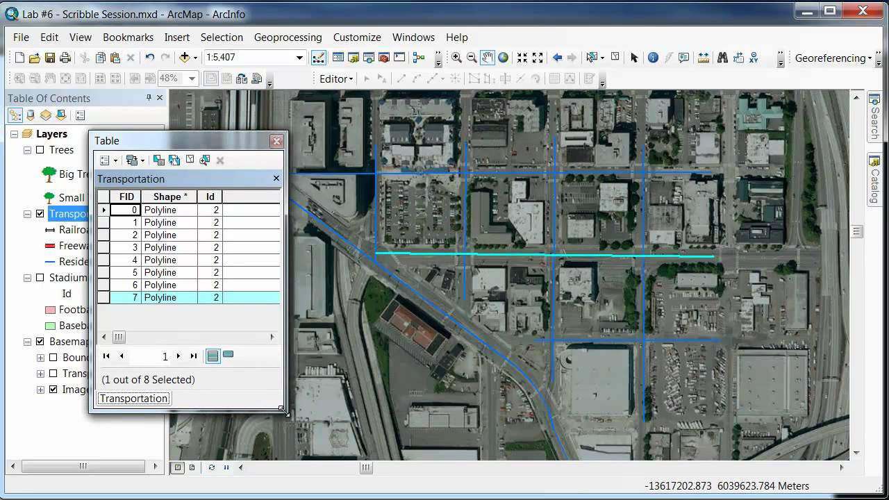 ArcGIS 10 - ArcMap - Adding Attributes to Shape Files and Labeling