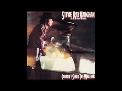 """Stevie Ray Vaughan- """" Couldn't Stand The Weather"""" (remastered &bonus Tracks"""