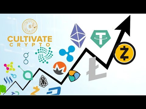 Cultivate Crypto #142: What were the Top Performing Altcoins of Q1 2020? Will They Succeed in Q2?