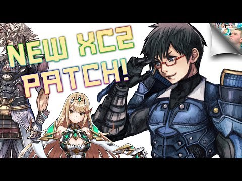 NEW PATCH for Xenoblade Chronicles 2 - NEW BLADES, Quality of Life Changes, New Game Mode & More!