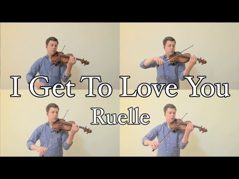 I Get To Love You - Ruelle - String Quartet Cover