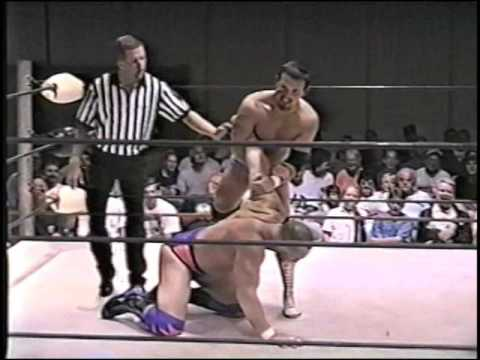 CCW & FWA present  Alex Parteau vs Jamie Howard