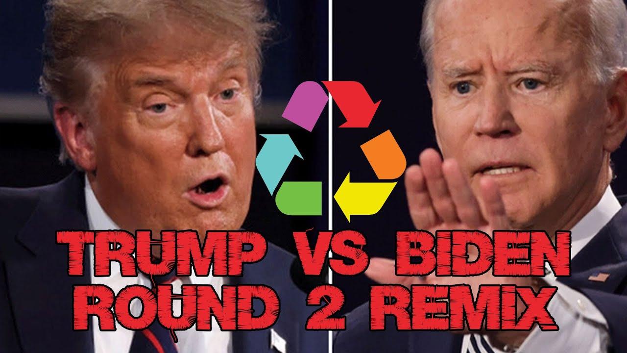 Trump Biden Debate 2 Remix