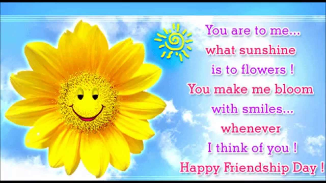 Happy Friendship Day 2016 Quotes, Wishes, Sms, Greetings, Images, Whatsapp  Video 3   YouTube