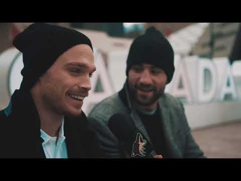Road Trippin' with Biz: Max Domi (Pt. 1)