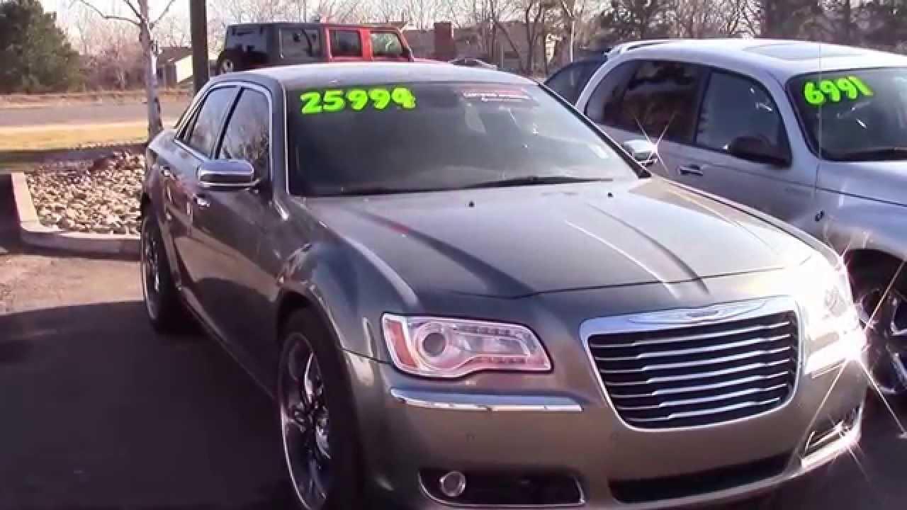 Chrysler 300 Lease 2012 Chrysler 300c Awd 303 513 1807 For Sale Denver