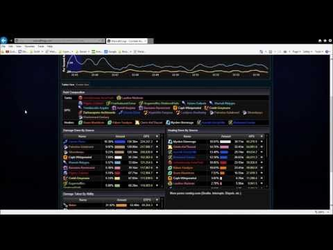 Warcraft Logs improving your DPS