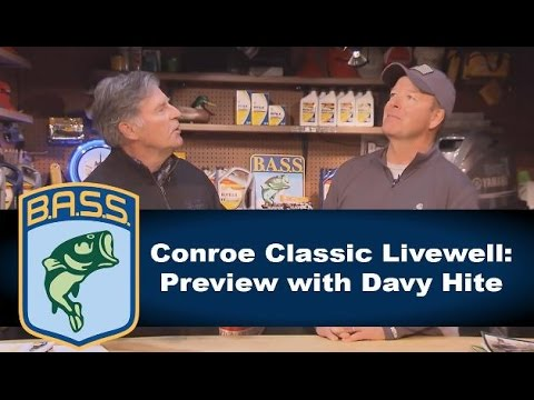 Livewell: Davy Hite previews the 2017 Bassmaster Classic