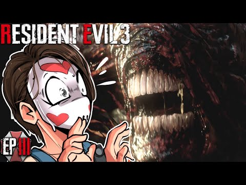 THE ULTIMATE BOSS FIGHT! 😨 Resident Evil 3 - Ep.3