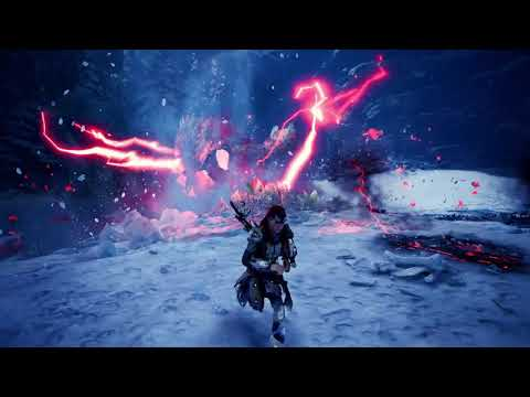 Monster Hunter World Iceborne - The Frozen Wilds.