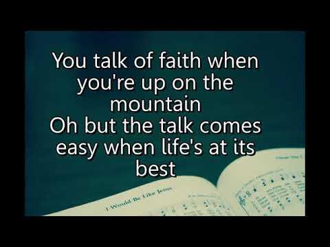 God on the Mountain by Lynda Randle   Lyrics