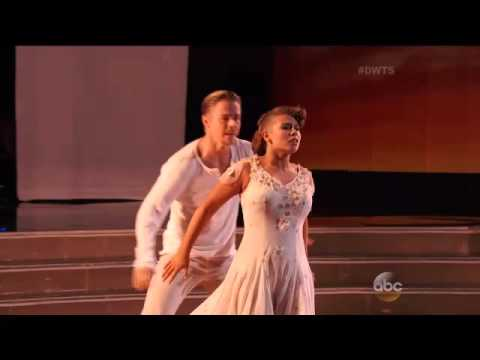 DWTS 21  Derek & Bindi Freestyle
