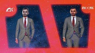 Как быстро заменить лицо в Фотошопе // видеоурок