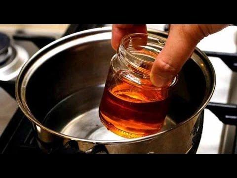 Мёд при нагревании превращается в яд!!! ?