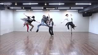 【BTS 防弾少年団】IDOL 反転 練習用 ダンス 【mirrored dance practice】