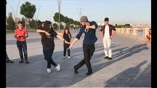 Новая Чеченская Лезгинка В Баку 2018 Танцуют Красиво Чеченская Королева Моя ALISHKA ELVIN LEYLA