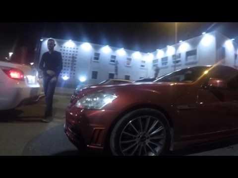 Saturday Night Cars Meeting in Tirana [HD] GoPro