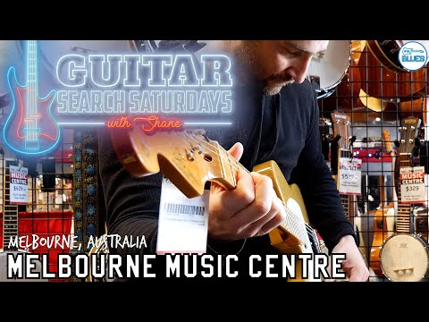 Guitar Search Saturdays Episode #24 - Melbourne Music Centre (4K)