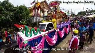Pesta Songkran Kampung Tasek, Pengkalan Hulu #VMY2014