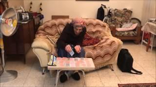 איך סבתא זוהרה הגיבה להפתעה שקנה לה הנכד?