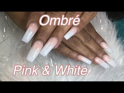 Nail tutorial: DETAILED talk thru ombré nails