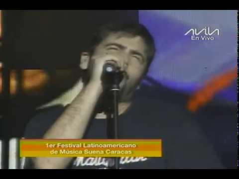 Estopa, quince minutos del concierto en el Suena Caracas 2014