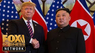 Trump speaks to media after summit with Kim Jong Un