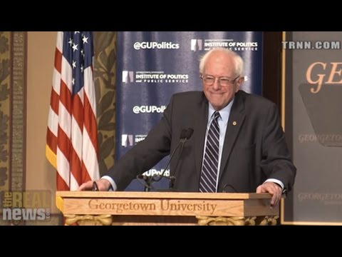 Sanders Defines his Social Democracy