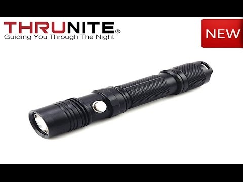 Unboxing: ThruNite TN12 Flashlight + Bike Mount