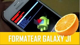 Formatear Samsung Galaxy J1 Ace