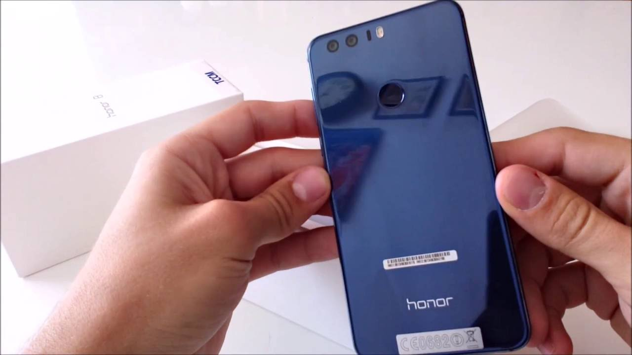 huawei honor 8 unboxing youtube. Black Bedroom Furniture Sets. Home Design Ideas