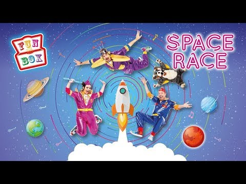 Space Race - Preview