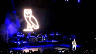 Drake - Up All Night & Forever (Opening) @ Cali Christmas 2011