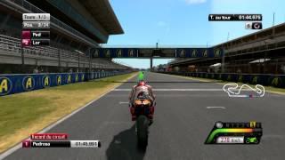 MotoGP 13 gameplay HD