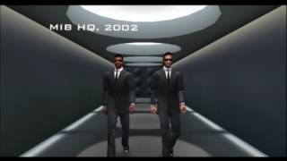 Men in Black II Alien Escape Soundtrack - J & K Walk in