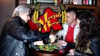Meeple Beer - A cerveja com sabor de Board Game