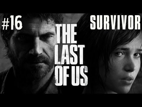 The Last of Us | Survivor Stealth Walkthrough | Part 16 | Pittsburgh - Financial District
