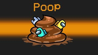 POOP AIRSTRIKE in Among Us