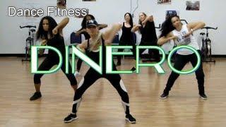 DINERO - Jennifer Lopez, DJ Khaled & Cardi B| Dance Fitness Routine Choreography (Choreo by Susan)