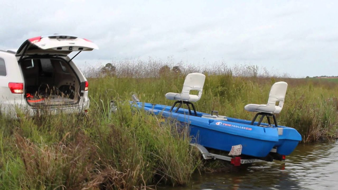 The worlds best 2 man small fishing boat twin troller x10 - Twin Troller X10 Review Testimonial Mike North Carolina Youtube