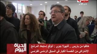 كاتبة صحافية:المشاركة في الانتخابات الرئاسية الفرنسية تجاوزت التوقعات (فيديو)