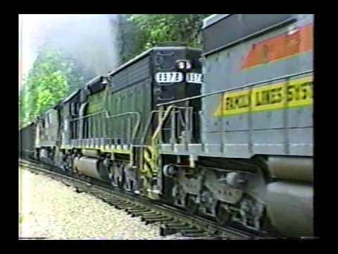CSX Blue Ridge Sub April 1988 #2