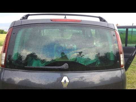 Wide Angle Rear Window Lens Car Van Small
