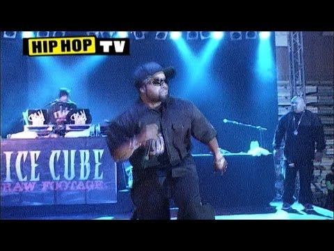 ICE CUBE - I Got My Locs On (Live in Sofia) (HipHop TV) HD Video