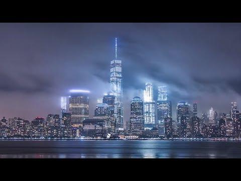 Eerie Aerial Phenomena Sighting Over West New York