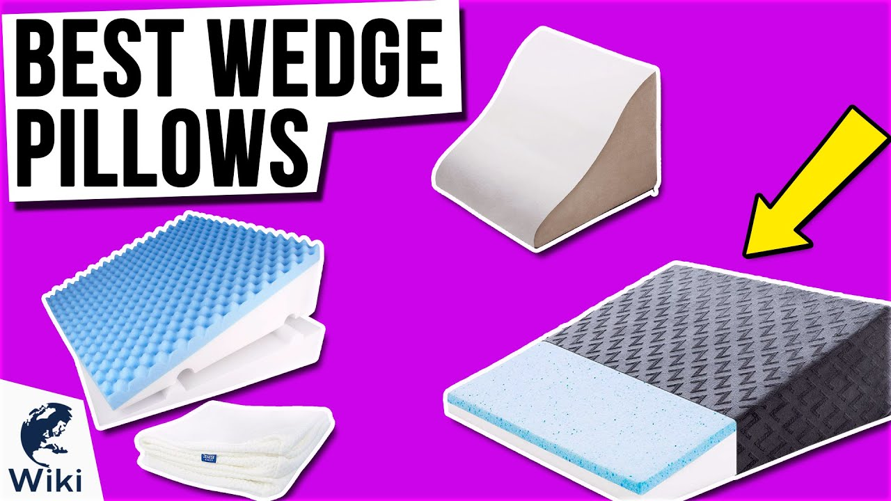 top 10 wedge pillows of 2021 video review