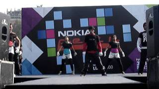 Zeal at NOKIA India Fest (Beat it ,The Streets)