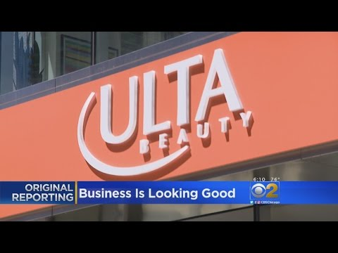 Business Continues To Boom At ULTA Beauty - Duration: 2:28.