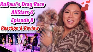 Rupaul's Drag Race All Stars 6 Episode 8 Reaction and Review   Snatch Game of Love